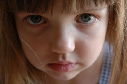 sad little girl iStock_000001484462XSmall